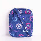 NWT Vera Bradley Mini Hipster Crossbody Bag Shoulder Bag In Various Colors