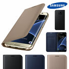 Samsung Galaxy S8 Plus Slim Luxury Leather Phone Card Wallet/Flip Case Cover