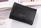 US Women PU Leather Pocket Business ID Credit Card Holder Case Wallet Purse