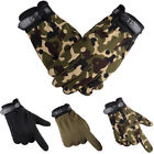 Outdoor Mechanix Wear Army Military Tactical Gloves Outdoor Full Finger Newly XN