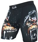 MMA Boxing Shorts Pants Fight Breathable Quick Drying Muay Thai Training Cloth