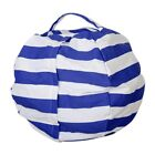 EXTRA Home Stuffed Animal Toy Storage Bean Bag Bean Cover Soft Seat