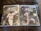 MLB08 THE SHOW & MLB09 THE SHOW Playstaion 3 Games