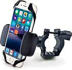 Bike & Motorcycle Cell Phone Mount - For iPhone 6 (5, 6s Plus), Samsung Galax...