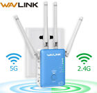 Wireless Wifi Repeater 1200mbps Dual Band Router Signal Amplifier Range Extender