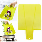 New Plastic Flexible Folding Non-Slip Cutting Chopping Slicing Board Mat Kitchen