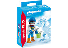 Playmobill Special 5374 Woman Ice Sculptor    NEW