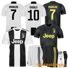 2018-2019 Football Kits Soccer Jerseys Training Suits For Adults Kids 3-14YRS
