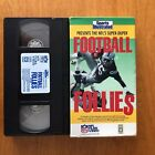 Sports Illustrated Presents The NFL's Super-Duper Football Follies VHS