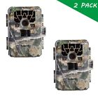 NEW 1080P Infrared IR 12 MP Game Trail Hunting Stealth Security Camera Cam EKGame & Trail Cameras - 52505
