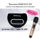 EVASing Wireless WiFi KTV Karaoke Microphone Airplay Miracast Gift New Patent