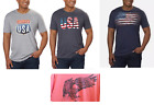 Galt USA Signature American Collection Men's Graphic Tee T-shirt, image