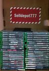 Xbox one Game lot #9 **Pick and choose**