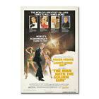 JAMES BOND 007 Hot Movie Art Canvas Poster 12x18 24x36 inches $22.52 CAD on eBay