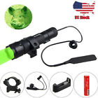 Vastfire Predator H30 Green LED Hog Hunting Light w/ Optional Rifle Mount 18650