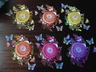 Tattered Lace Die Cuts Charisma FLORAL CORONA BOUQUET 6 sets from COLOURS 1-12