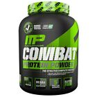 NEW Muscle Pharm Combat real Protein GYM Powder Two Flavors 5 Lbs FREE SHIPPING