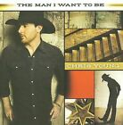 The Man I Want to Be by Chris Young (Country) (CD, Aug-2009, RCA) VG