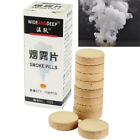 10/20pcs White Smoke Cake Effect Show Round Bomb Stage Photography Aid Tool New
