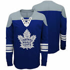 NHL Toronto Maple Leafs Perennial Long Sleeve Crew Jersey Shirt Top Kids $36.52 USD on eBay