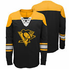 NHL Pittsburgh Penguins Perennial Long Sleeve Crew Jersey Shirt Top Kids $26.22 USD on eBay