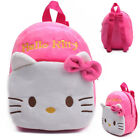 Backpack Girls Kids Hell- Kitty Plush Backpack Toy Gift Kindy Child 1-3YRS New