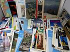 Hug Lot of Vintage Travel Guides and Maps 1980's