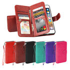 Flip Wallet Leather Cover Handbag Card Case Magntic Luxury for iPhone 6 6s Plus