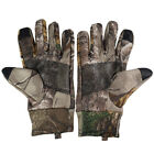 Winter Outdoor Hiking Climbing Windproof Anti-slip Mitts Camo Touch Screen Glove
