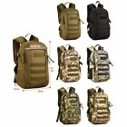Backpack Bag Outdoor Military Tactical Travel Camo Camping Waterproof Climbing