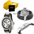 Invicta Men's 1435 Russian Diver Quartz 3 Hand Silver Dial Wristwatch Elegant