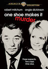 One Shoe Makes It Murder - Robert Mitchum, Angie Dickinson, Mel Ferrer - DVD