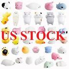 Внешний вид - 1pc Cute Mochi Squishy Cat Squeeze Healing Fun Kids Toy Stress Reliever Decor 1