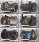 Topps Star Wars Masterwork 2018 POWERFUL PARTNERS Insert - Choose your Card!