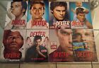 Dexter DVD Collection! Season 1-8! Complete!! Like New!!!