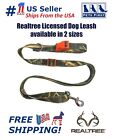 Realtree Dog Leash - Licensed Camouflage Hunting Dog Apparel Toys & Accessories.