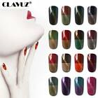 CLAVUZ Magnetic 3D Cats' Eye Color-Changing Gel Nail Polish