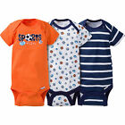 Baby  Boy Onesies Lot of 3 Gerber NWT Sports NB  12 months
