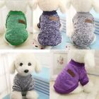 Small Dog Jumper Soft  Sweater Toy Poodle Chihuahua Pullover Clothes Pet Outfit