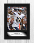 Keenan Allen 1 NFL Los Angeles Chargers photograph poster choice of frame $25.96 USD on eBay