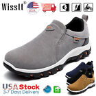Kyпить Men's Outdoor Hiking Shoes Breathable Athletic Casual Sports Sneakers SIZE 7 8 9 на еВаy.соm