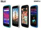 Blu Advance L4 Android Cell Phone V 8.1 Oreo (go Edition) 8gb Gsm Smartphone 3g