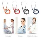 Portable Pro Home Dual Head EMT Clinical Stethoscope Medical Auscultation Device