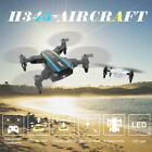 JJ1&JJ2 Foldable Mini Drone 4CH 6Axis LED Light RC Quadcopter Headless 360 Flip