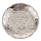Circle ~Alloy Teacup Coaster Candle Holder Tea Cup Tray Placemat Kung Fu Tea