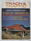 TRACK and TRAFFIC July 1963 PLAYERS 200 INDI 500 JAGUAR XK-E Ford GALAXIE 500XL