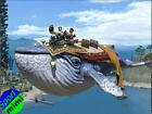 FFXIV Mounts Mount Indigo Whale (Account-wide) FINAL FANTASY XIV Items FF14 Item
