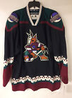 Phoenix Coyotes Adidas Authentic NHL Vintage Hockey Jersey Arizona Classic $134.99 USD on eBay