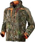 Harkila Moose Hunter jacket Mossy Oak®Break-Up Country®/MossyOak®OrangeBlaze