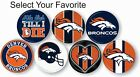 "Denver Broncos NFL Pin Pinback Button 1 .25"" Collectible Novelty Gift Hat Decor on eBay"